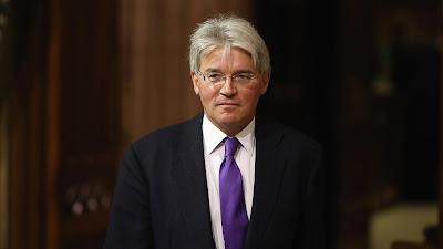 Andrew Mitchell, el exsecretario de Estado para el Desarrollo Internacional del Reino Unido.