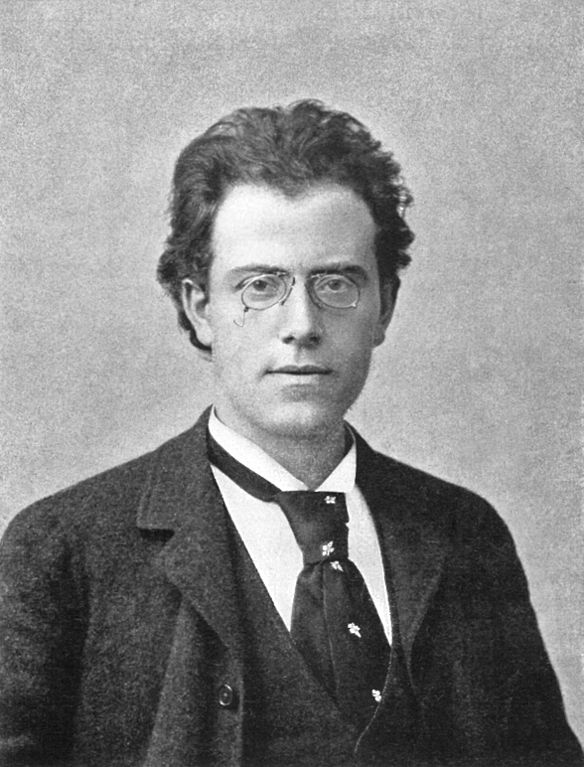Resultado de imagen de blogspot, Mahler