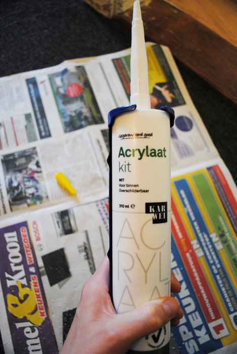 acrylaat kit