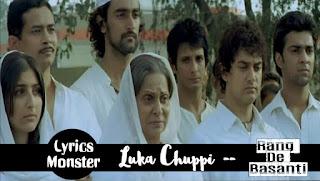 Luka Chuppi – Rang De Basanti | Lata Mangeshkar, AR Rahman