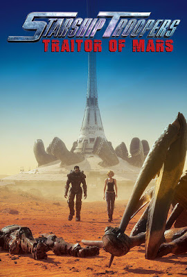 Póster de 'Starship Troopers: Traitor of Mars'