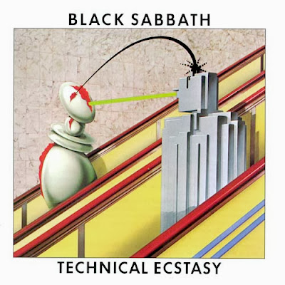 Black Sabbath Technical Ecstasy 1976