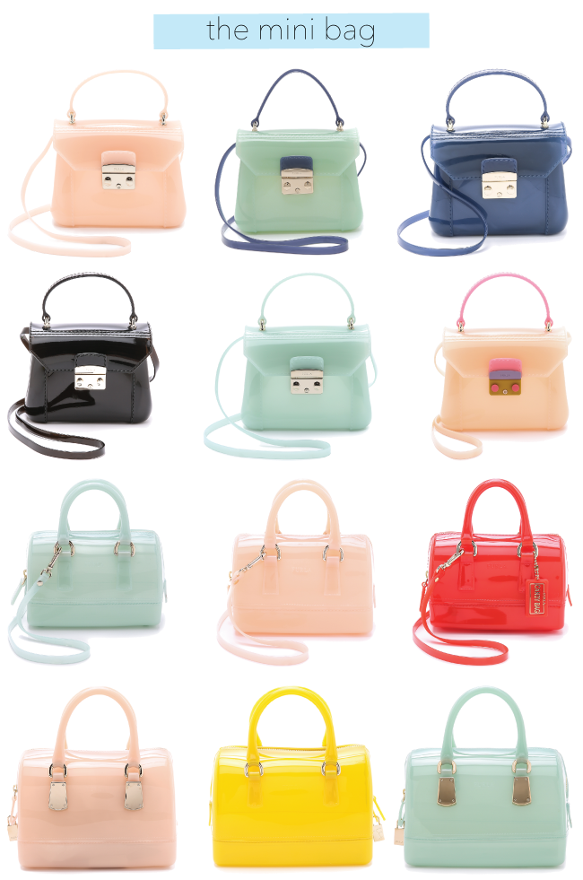 Furla Mini Bags for Spring and Summer // A Style Caddy