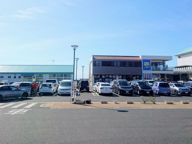 渚の駅たてやま NAGISA PLACE TATEYAMA