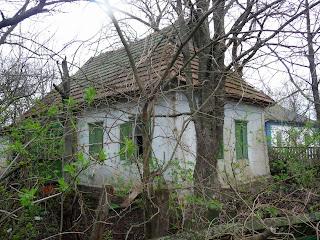 Великие Сорочинцы. Ул. Миргородская. Брошенные дома