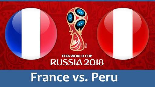 FRANCE VS PERU LIVE STREAM WORLD CUP 21 JUNE 2018