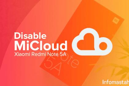 Tutorial Bypass Mi Cloud Xiaomi Redmi Note 5A (UggLite)