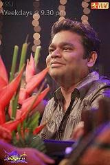 Super Singer Junior – A R Rahman Introduction
