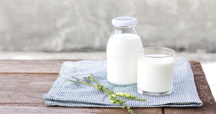 Cool Milk Compresses
