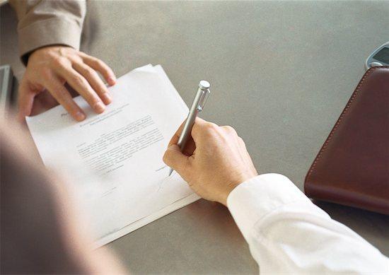 Contoh Surat Perjanjian Terkait Jaminan dan Kuasa