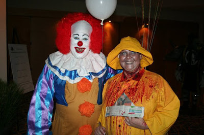 Pennywise from It Clown Costume