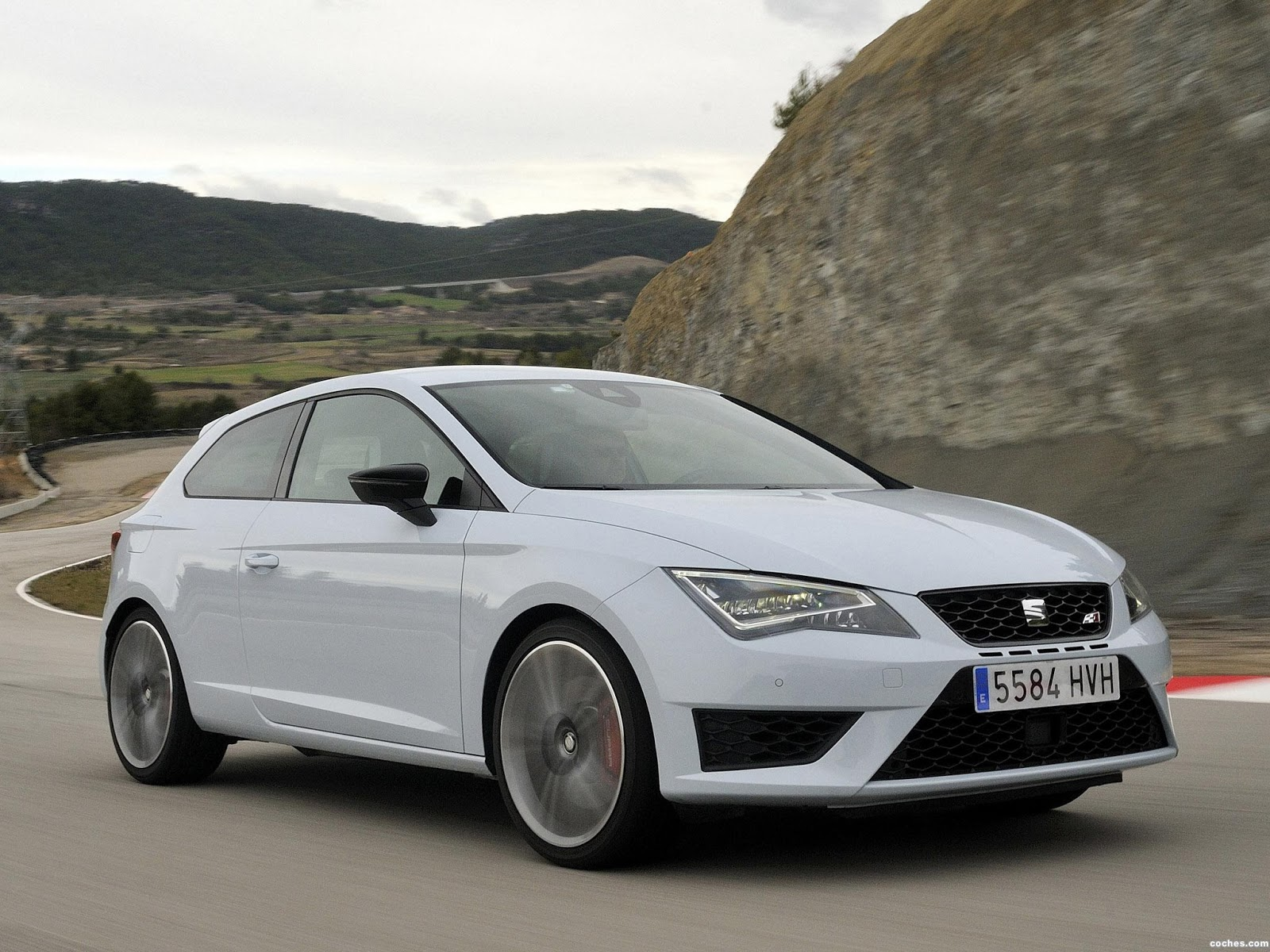 seat leon cupra salvaje mente divertido. Black Bedroom Furniture Sets. Home Design Ideas