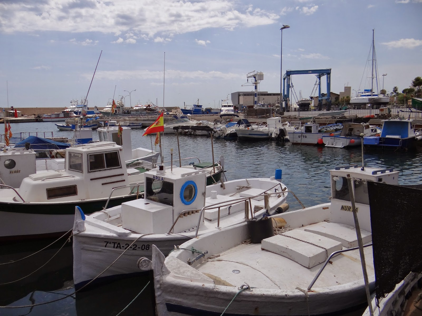 L'Ametlla de Mar (puerto)