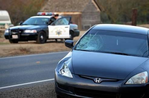 Elderly Pedestrian Struck and Killed By Car in Modesto