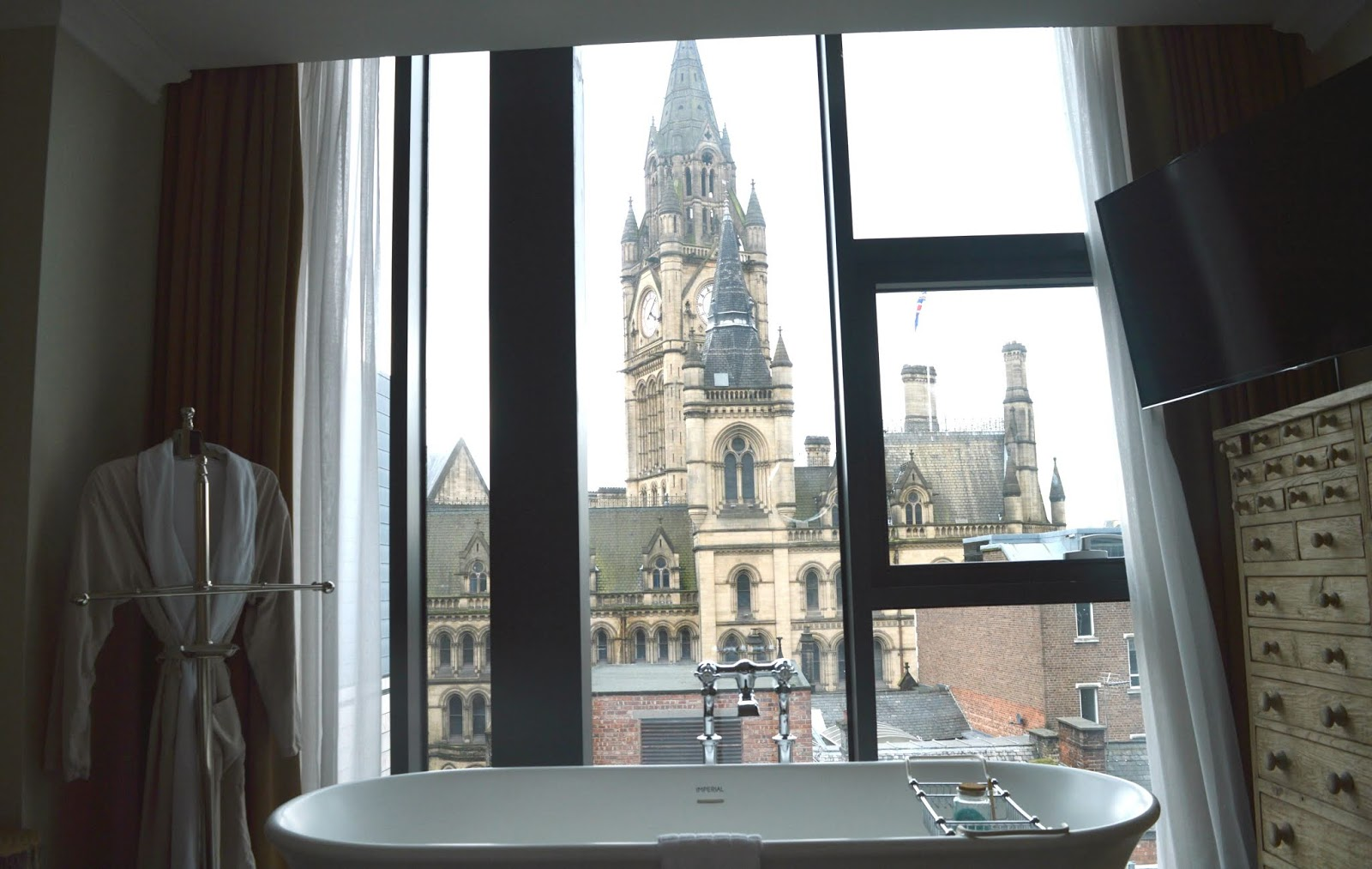 Luxury Suite at King Street Townhouse, Manchester - Hotel Review