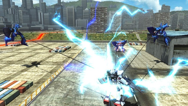 Download Gundam Extreme vs Full Boost PC Gameplay