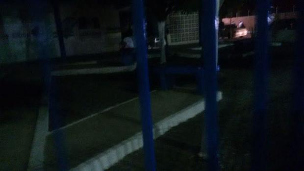 Curto circuito deixa Hospital Municipal de Santa Cruz sem energia elétrica
