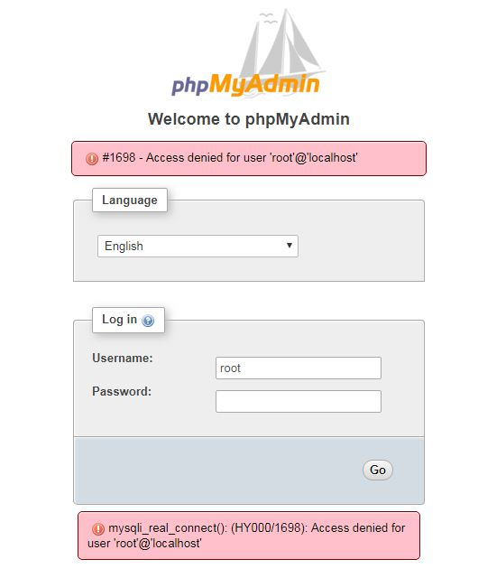 php5 - Cara Install Apache, Php7, MySQL Server dan PhpMyadmin pada Ubuntu Server 18.04 LTS