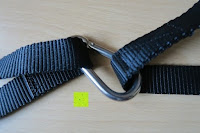 Karabinerhaken: 2-teiliges Battle-Rope-Halterungs-Set von BIZARRE.LY – Reduzieren und verhindern Sie die Abnutzung Ihrer Fitness-Seile – FITNESS SCHLAUFEN (PAAR) - FITNESS - CROSSFIT – GANZKÖRPER-WORKOUTS – KOSTENLOSE Markentasche für die langzeit Aufbewahrung