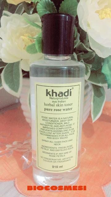acqua di rosa khadi, recensione acqua di rosa khadi, rosa damascena