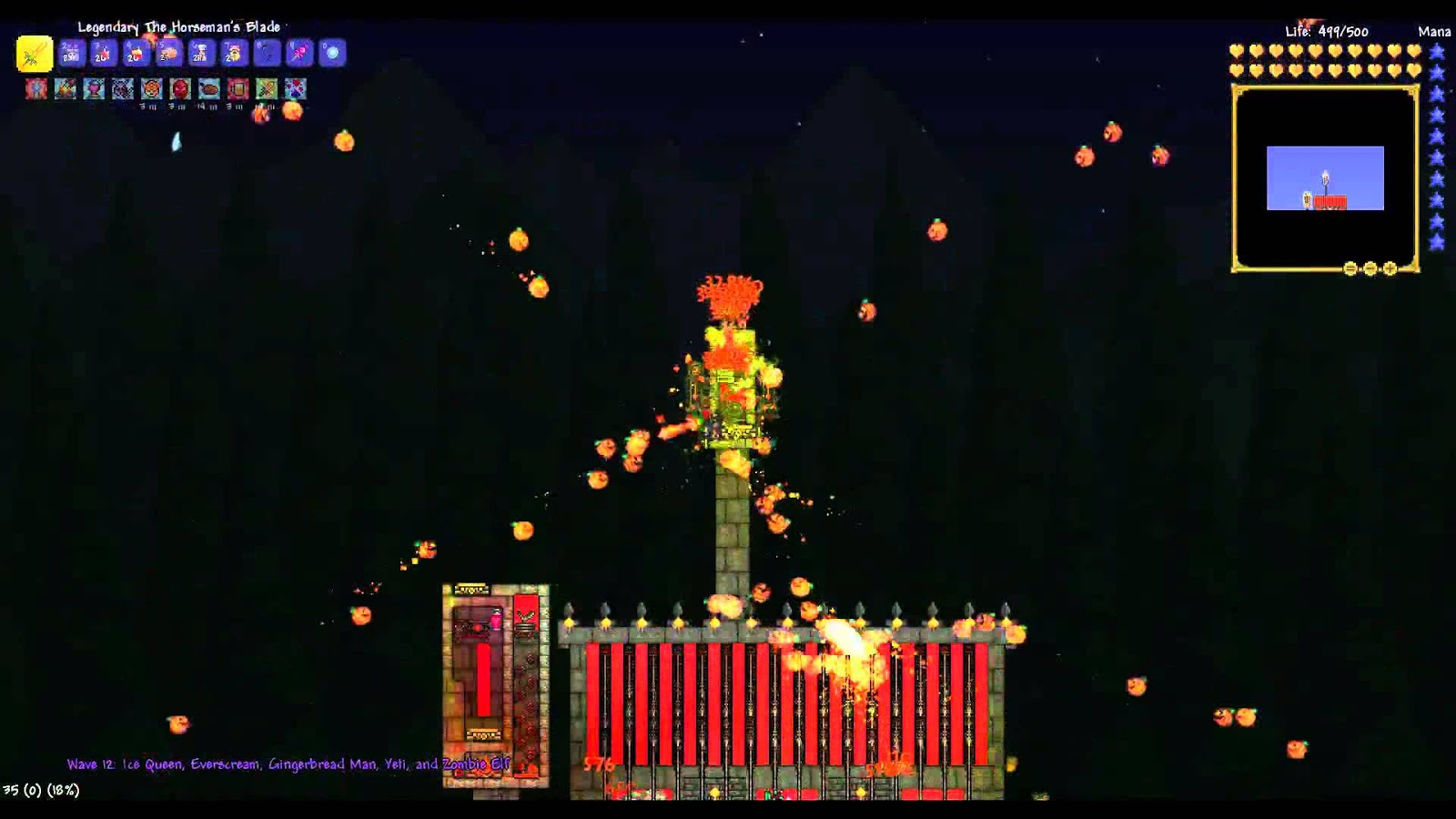 Ike06 Gaming Terraria Invincibility Hack And More Wiring Guide Now Well Talk About The Boss Event Farm