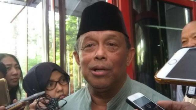 Timses Prabowo-Sandi Lengkap, Djoko Santoso Ketuanya