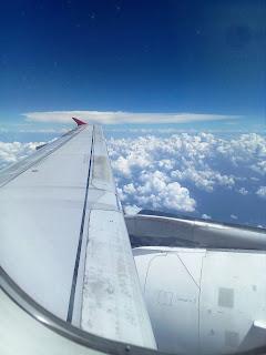 Pengalaman naik kapal terbang bersama The Arifs