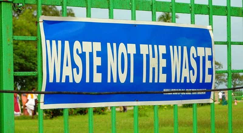 How To Recycle Waste Not The Waste