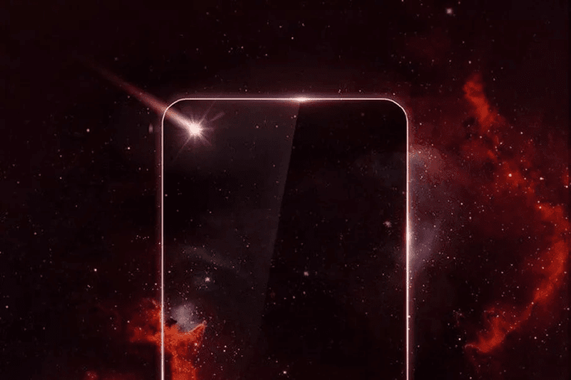 Huawei to launch a smartphone with a hole on a display before Samsung?