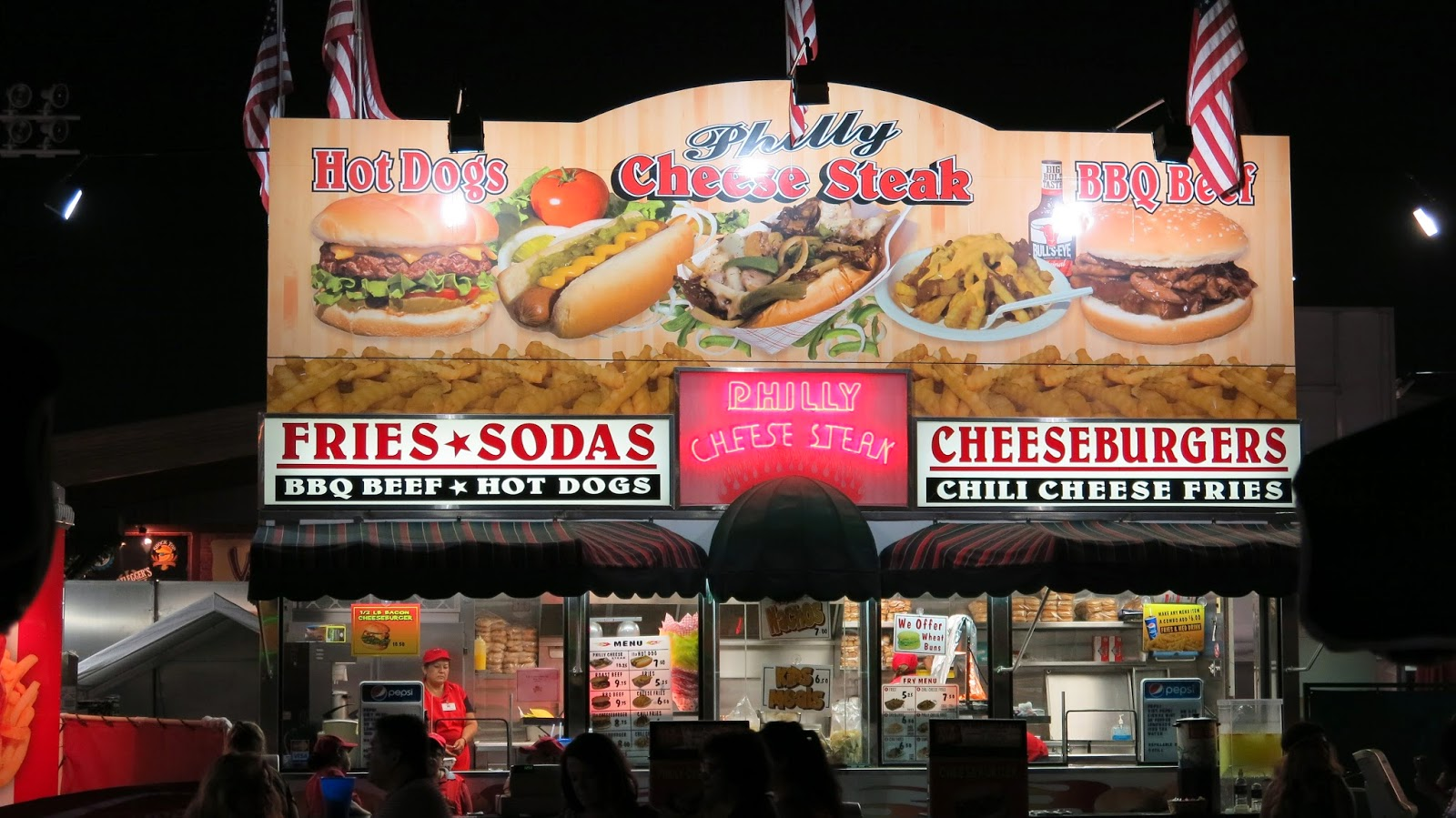 OC Fair, Costa Mesa, kids, carnival, foodie