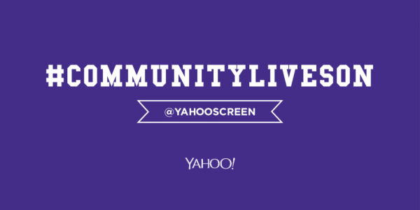 Season 6 of Community on Yahoo! Screen TV