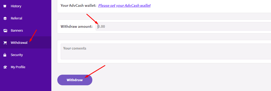 Регистрация в Twino 5