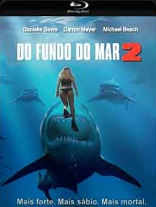Do Fundo do Mar 2 Torrent – 2018 (BluRay) 720p e 1080p Dublado / Dual Áudio