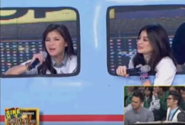 Angel Locsin Shows Off Her Hidden Talent On It's Showtime! You've Got To See This!