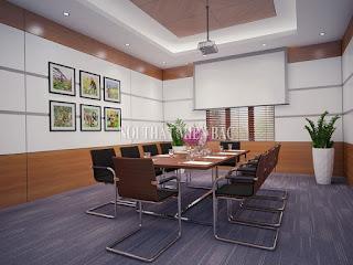 Ghế phòng họp chân quỳ mang đến sự chuyên nghiệp và không khí tập trung cho phòng họp