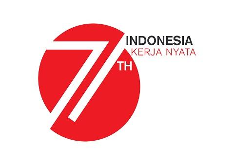 Logo Resmi Peringatan HUT Kemerdekaan Republik Indonesia (RI) Ke-71 Tahun 2016