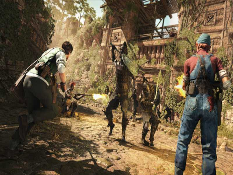 Download Strange Brigade Game Setup Exe