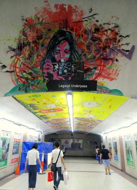 Legazpi Underpass