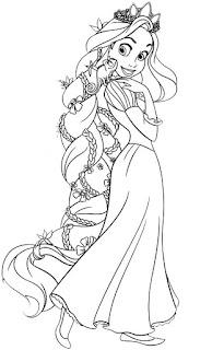 Desenhos Das Princesas Disney Para Pintar Colorir Imprimir Ou