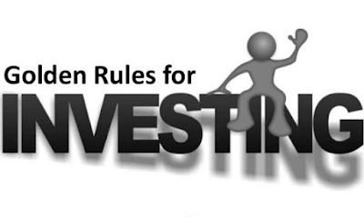 Rules of investing