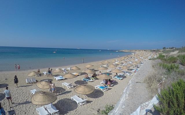 Bozcaada Ayazma Beach