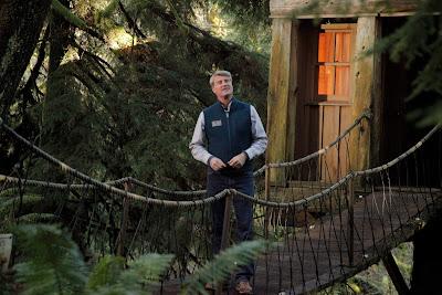 Pete Nelson em cena da série - Divulgação