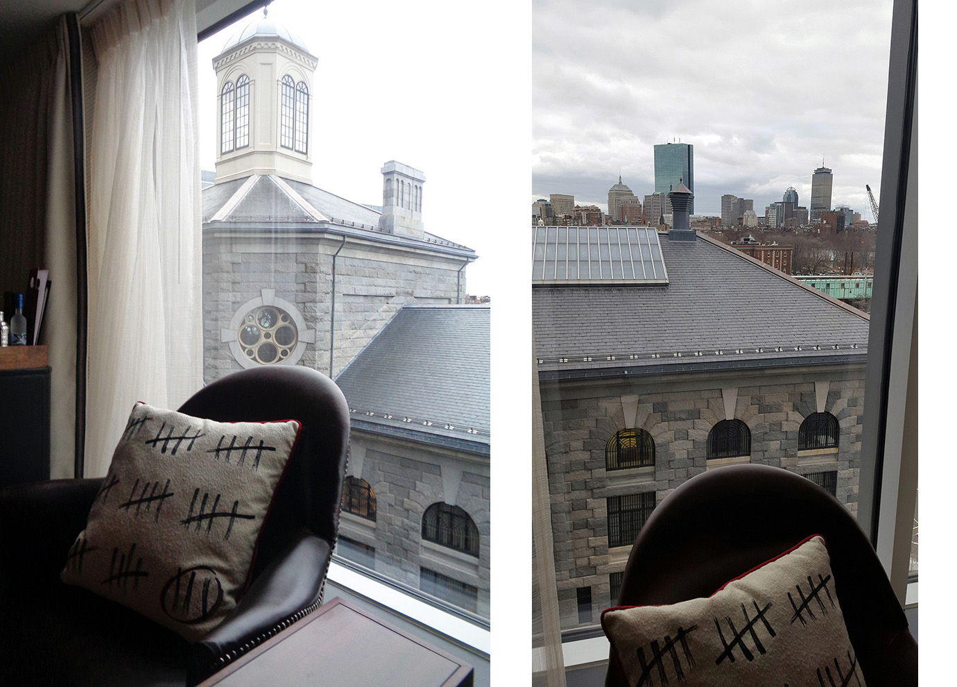 A rolling crone my stay in the charles street jail for Hotel in boston that used to be a jail