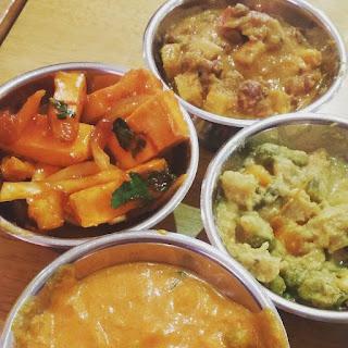 Indian food, vegetarian
