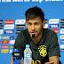 REDUÇÃO POPULACIONAL: Neymar e Daniel Alves se unem ao UNICEF para promover os Objetivos do Desenvolvimento Sustentável