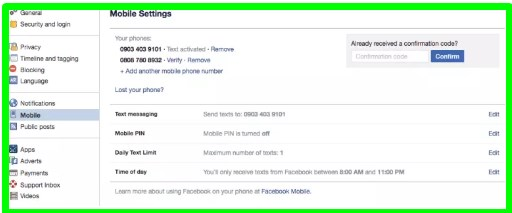 Facebook Search by Phone Number