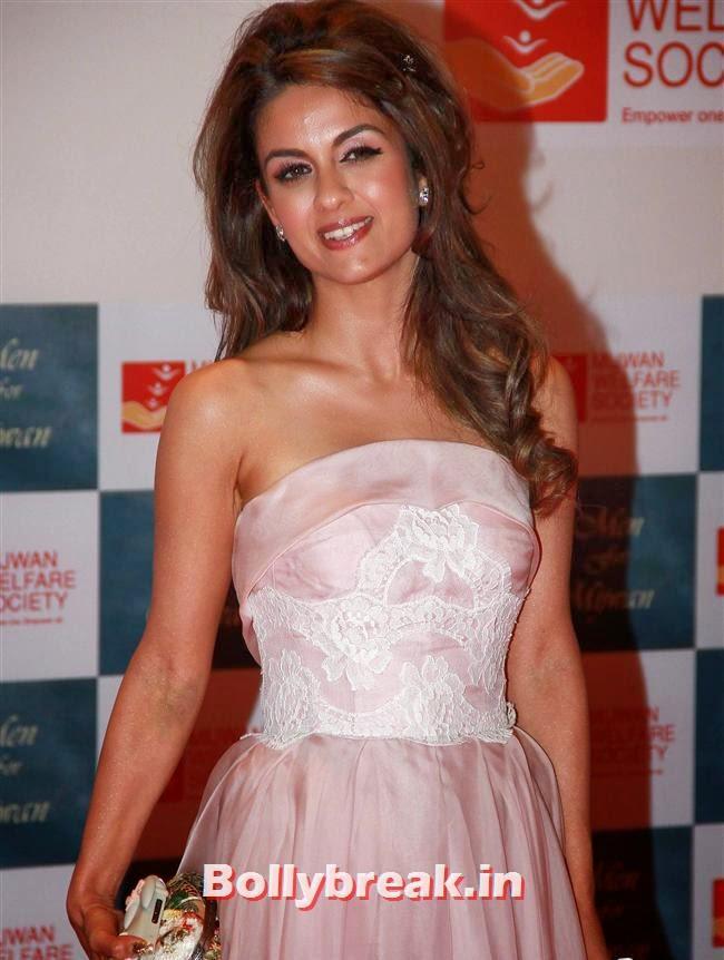 Natasha Poonawala, Top Bollywood Celebs at Men For Mijwan Charity Fashion Show