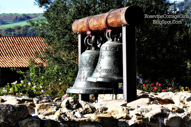 Beautiful Mission San Juan Capistrano Bells