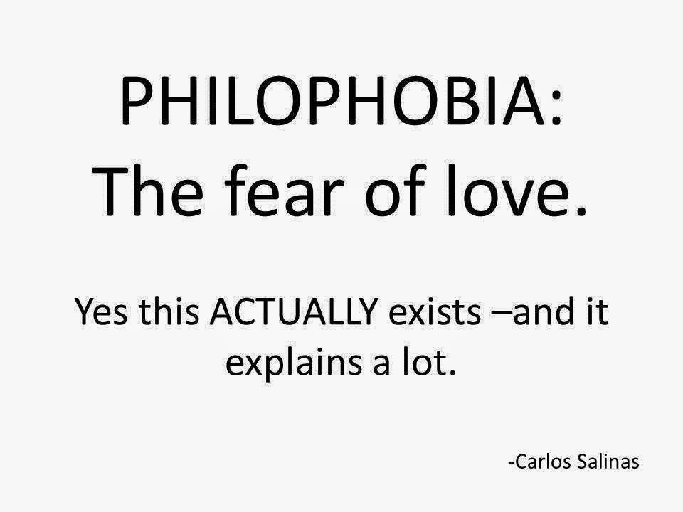 Carlos Salinas' Writing Blog: Short Stories, Quotes, and