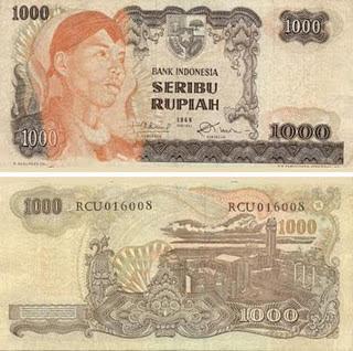 Rupiah 1000 4